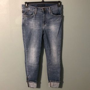 Rock & Republic Kashmiere Ankle Zip Jeans Size 10